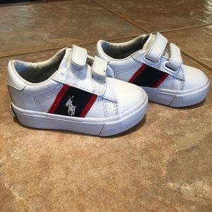 Baby boy Polo shoes